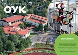 Oulunkylän yhteiskoulun esite